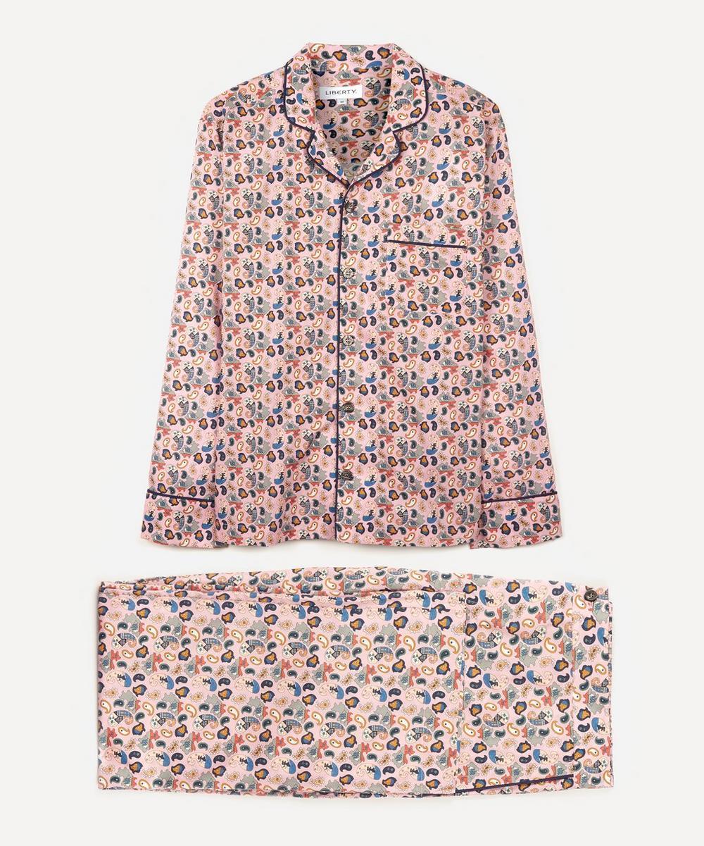 Liberty - Betty Tana Lawn™ Cotton Long Pyjama Set