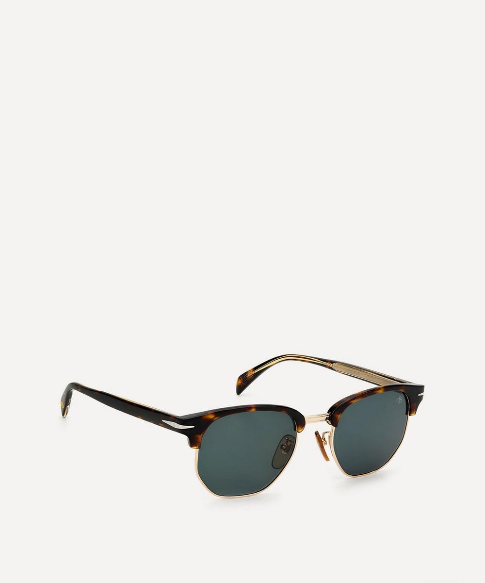 Wayfarer Acetate and Metal Sunglasses