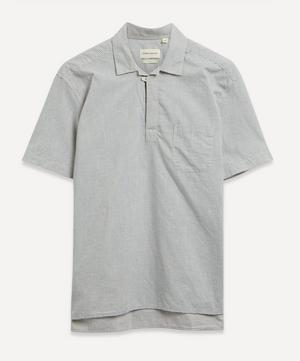 Yarmouth Stripe Linen Shirt