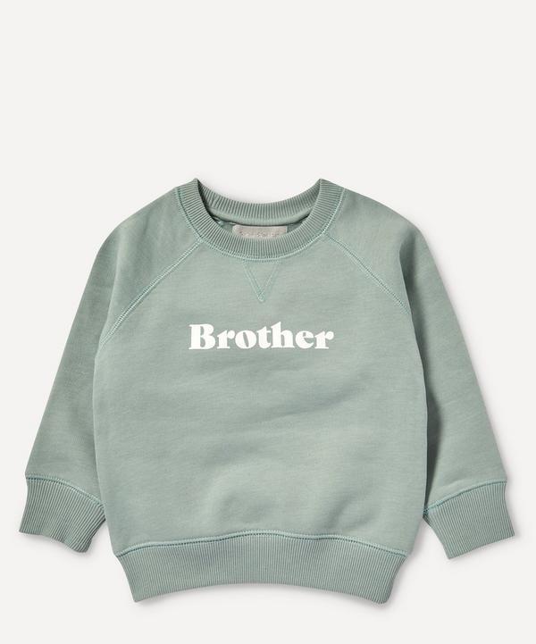 Bob & Blossom - Brother Cotton-Blend Sweatshirt 1-6 Years