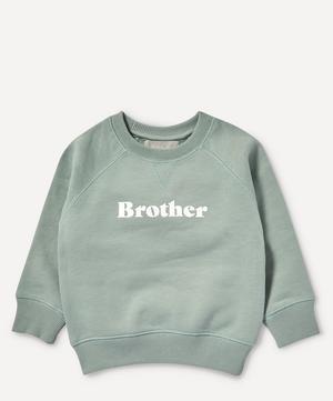 Brother Cotton-Blend Sweatshirt 1-6 Years