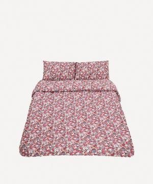 Thorpe Cotton Sateen King Duvet Cover Set