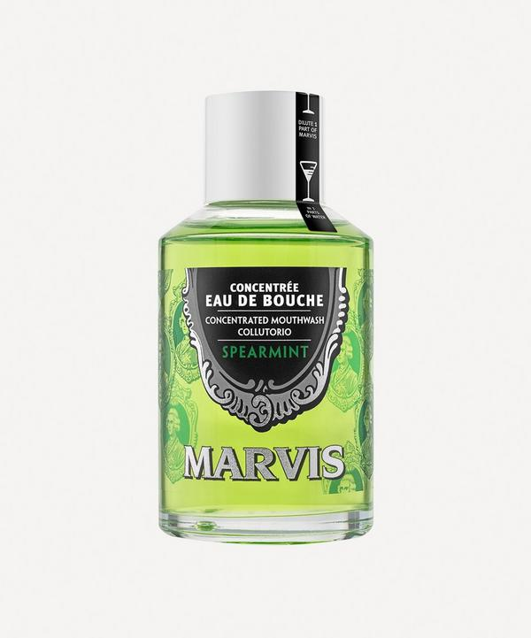 Marvis - Marvis Concentrated Mouthwash Spearmint 120ml
