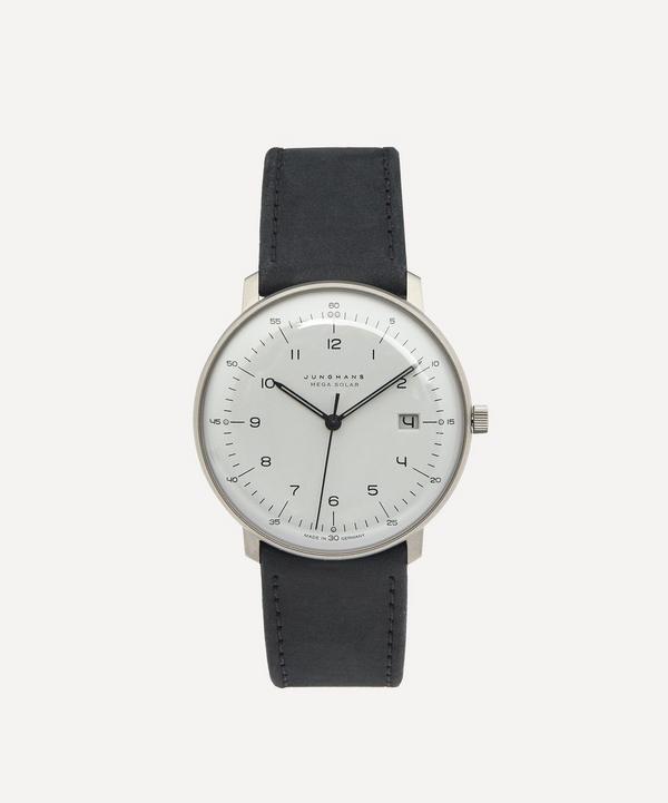 Junghans - Max Bill MEGA Solar Watch