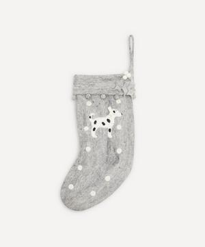 Dalmatian Stocking