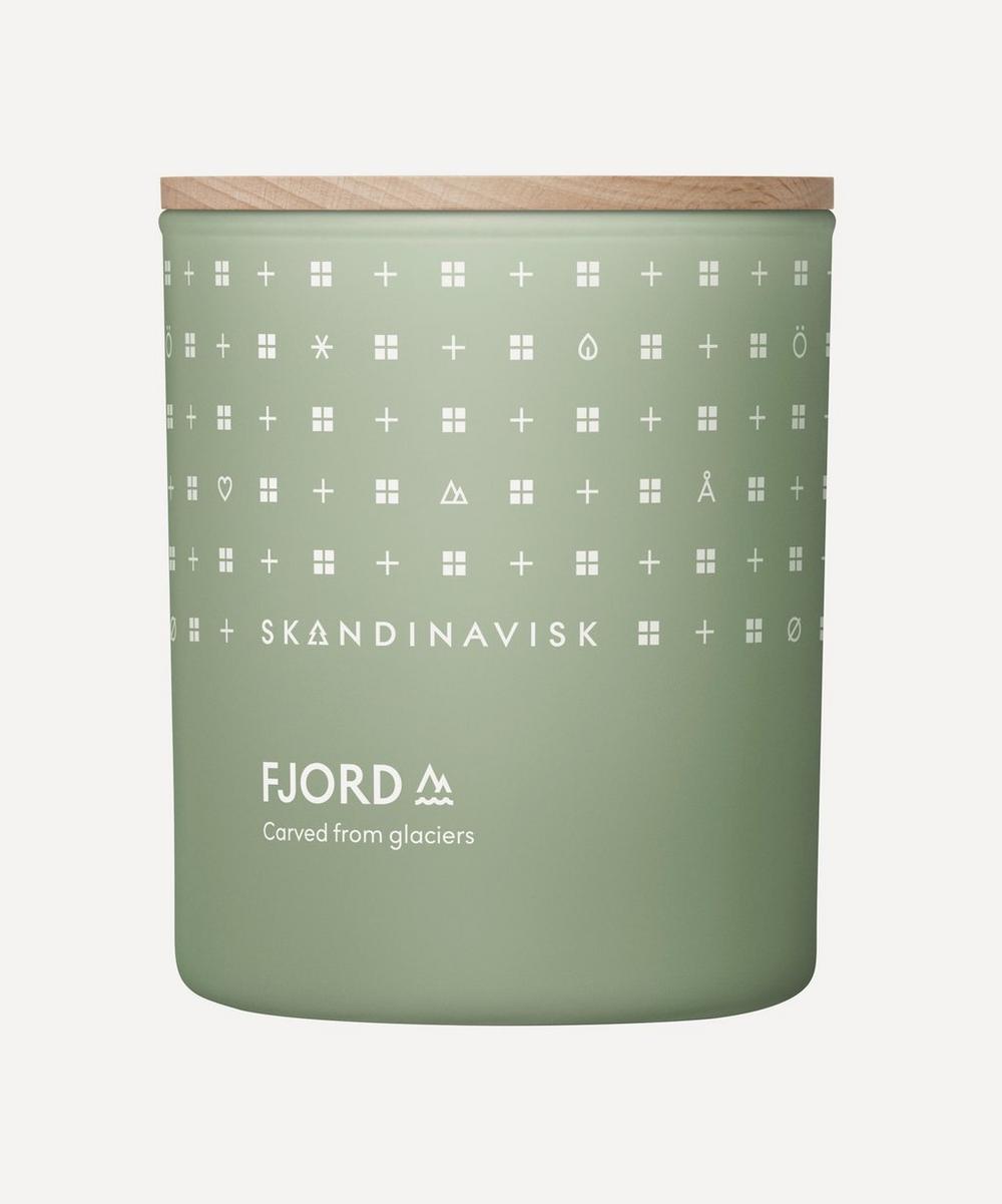 Skandinavisk - FJORD Scented Candle 200g