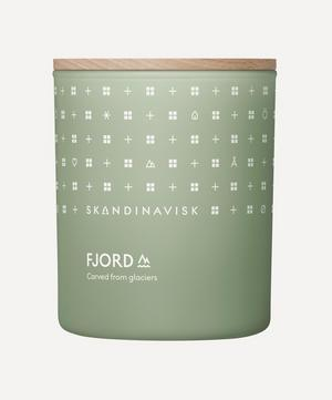 FJORD Scented Candle 200g