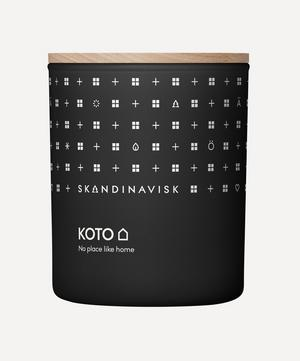 KOTO Scented Candle 200g