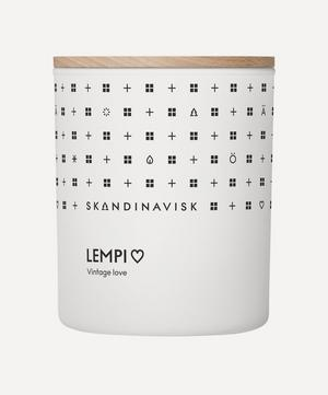LEMPI Scented Candle 200g