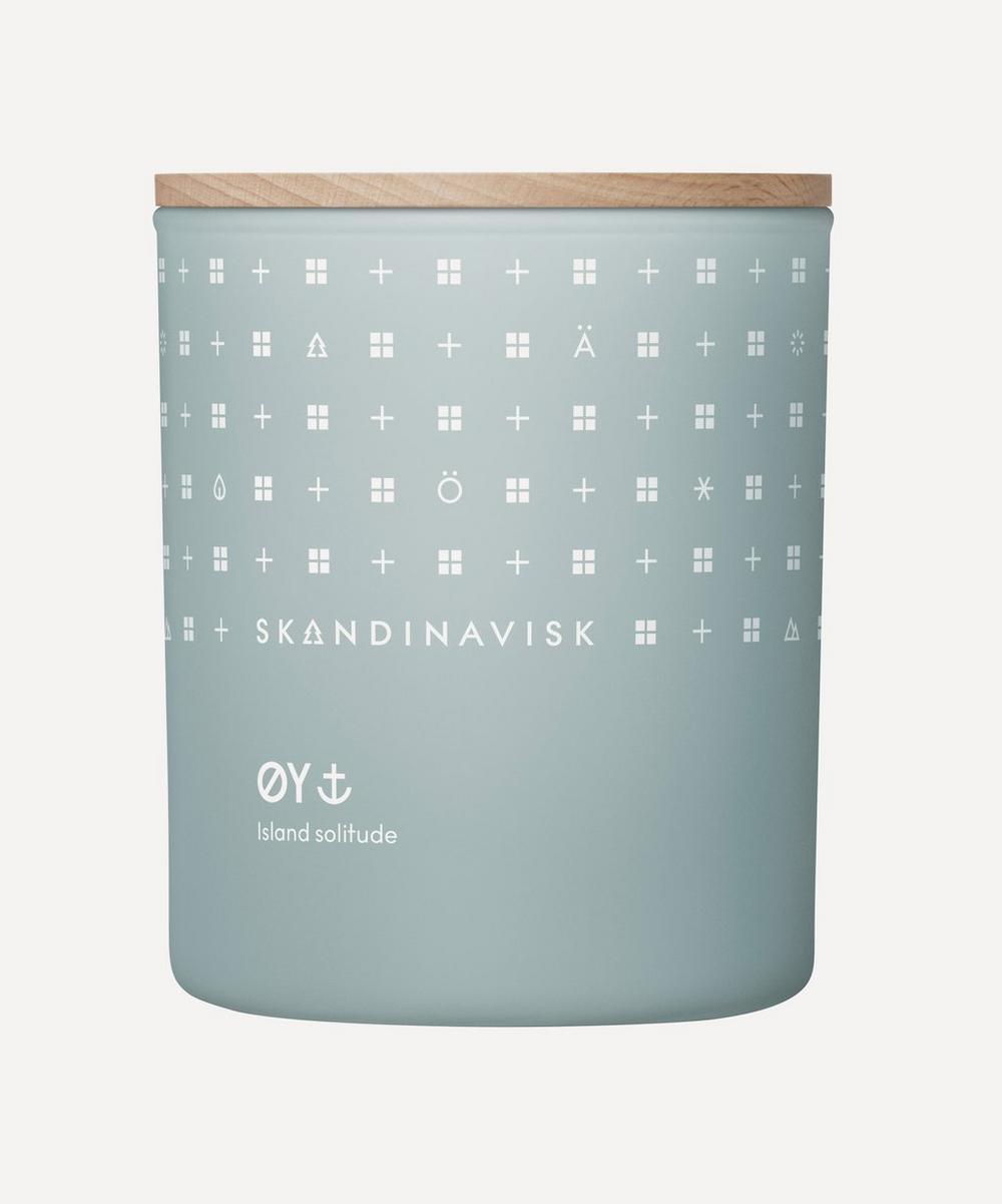 Skandinavisk - ØY Scented Candle 200g