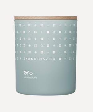 ØY Scented Candle 200g