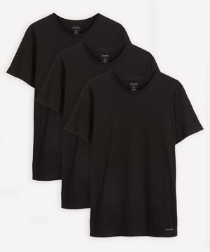 Pack of Three Crew Neck T-Shirts