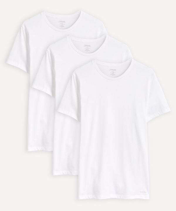Calvin Klein - Pack of Three Crew Neck T-Shirts