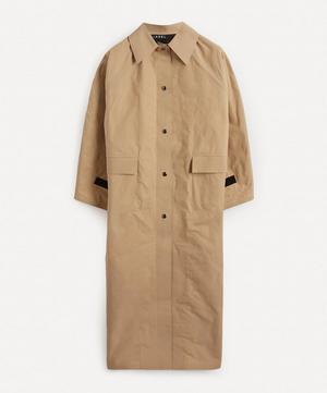 Original Long Wax Matte Coat