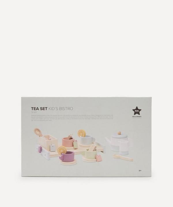 Kid's Concept - Wooden Tea Set