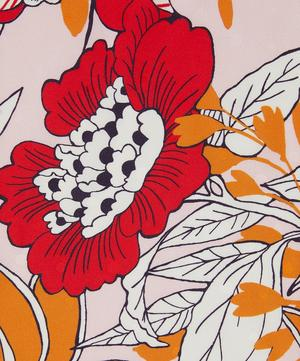 Cartoon Florals Silk