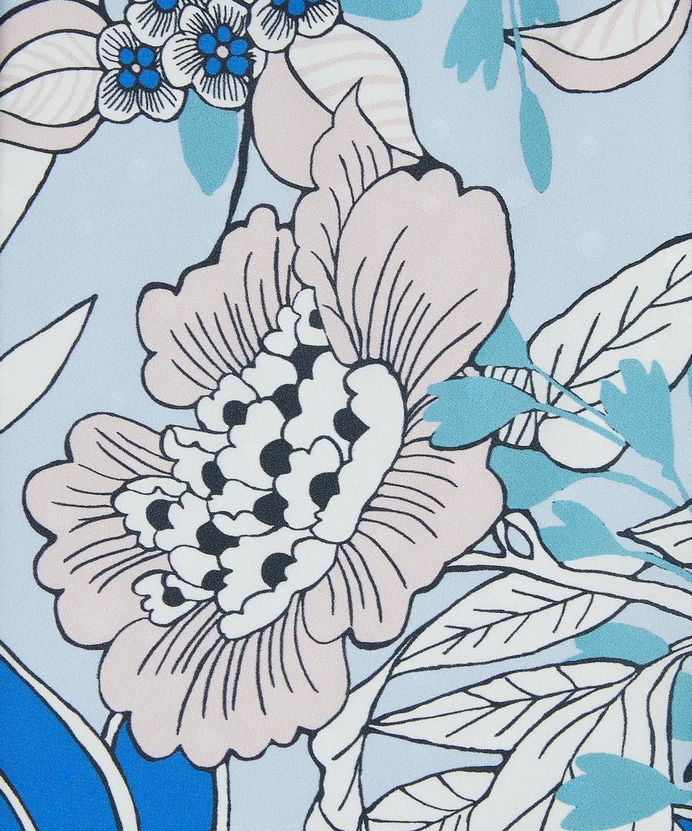 Ungaro - Cartoon Florals Silk