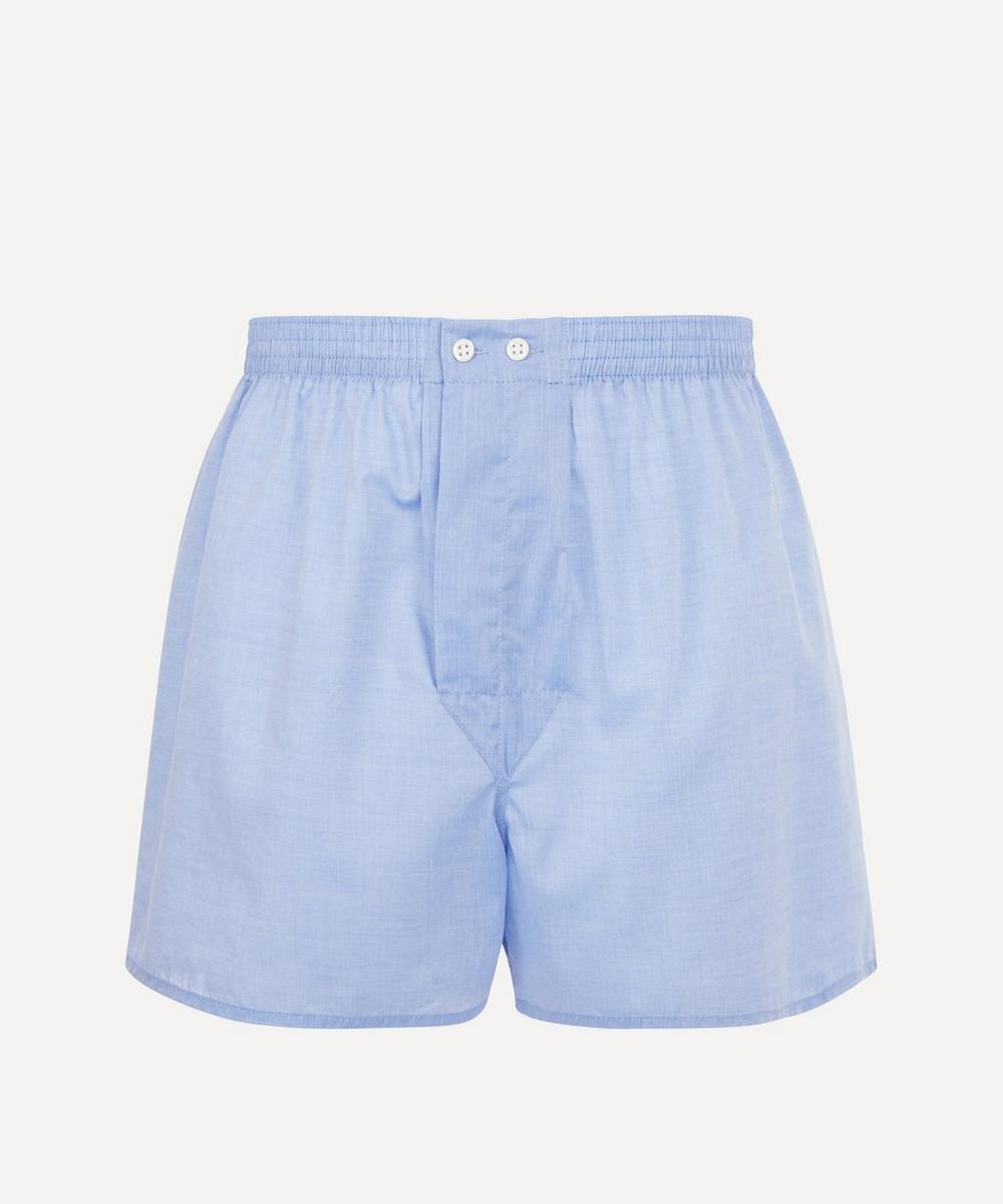 Derek Rose - Amalfi Classic Cotton Boxer Shorts