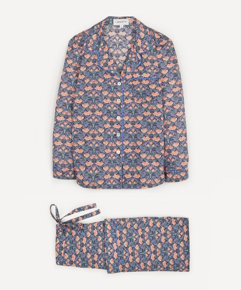 Liberty - Alicia Tana Lawn™ Cotton Pyjama Set