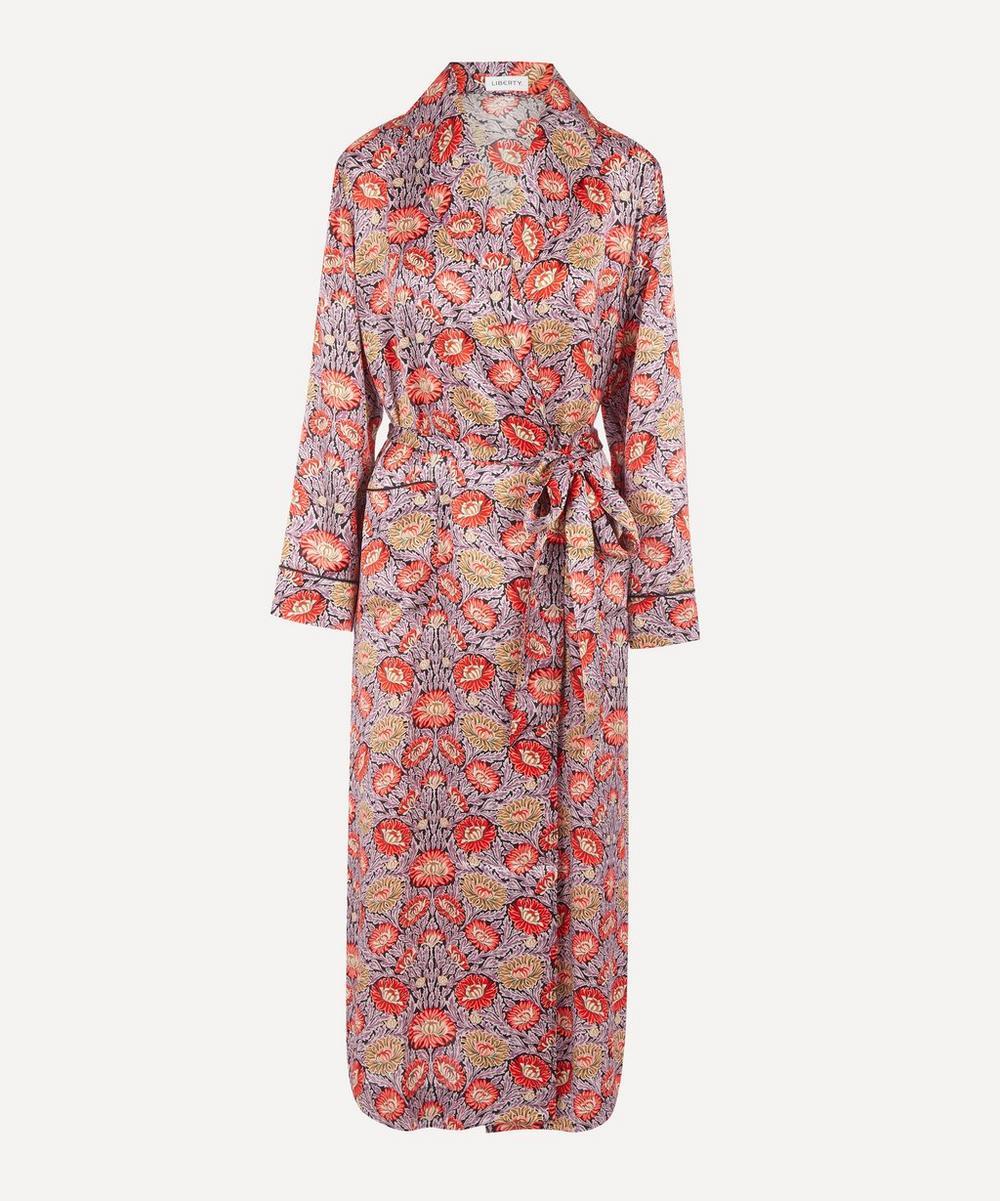 Liberty - Cynthia Silk Charmeuse Robe