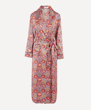 Cynthia Silk Charmeuse Robe