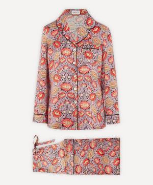 Cynthia Silk Charmeuse Pyjama Set