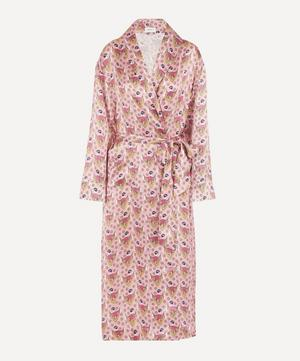 Sweet Thing Silk Charmeuse Robe