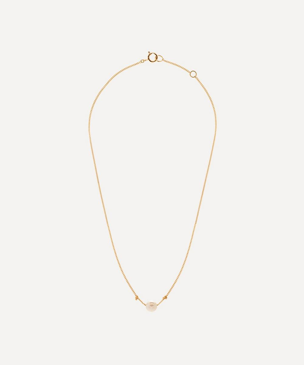 Atelier VM - 18ct Gold Day Pearl Necklace