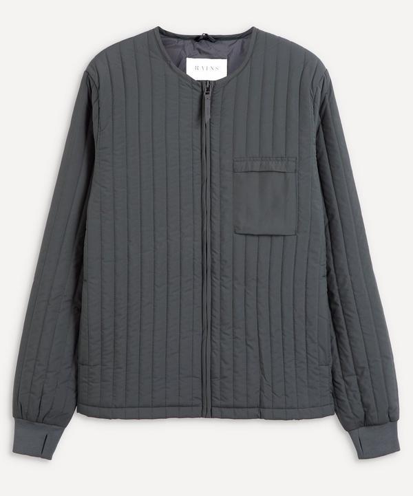 RAINS - Zip-Up Jacket Liner