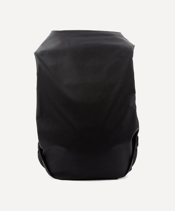 côte&ciel - Nile Obsidian Coated Polyester Backpack