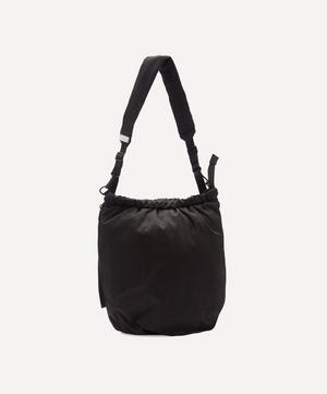 Orco Creased Nylon-Blend Tote Bag