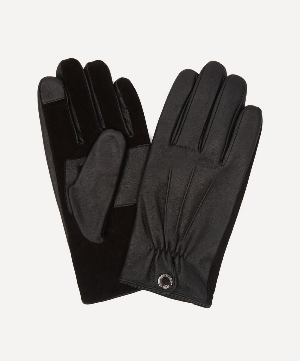 Dents - Esher Suede Touchscreen Leather Gloves