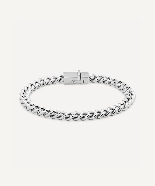Tom Wood - Rounded Curb Bracelet