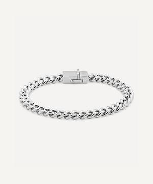Rounded Curb Bracelet