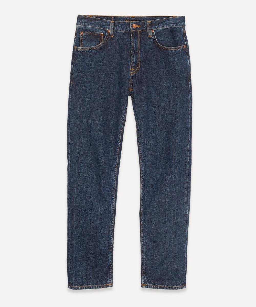 Nudie Jeans - Gritty Jackson Dark Space Jeans