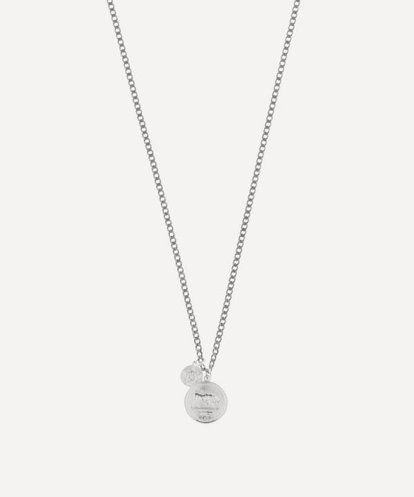 Miansai - Sterling-Silver Orion Pendant Necklace
