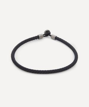 Sterling Silver Nexus Rope Bracelet