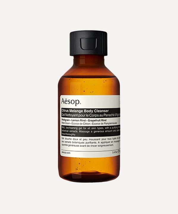 Aesop - Citrus Melange Body Cleanser 100ml