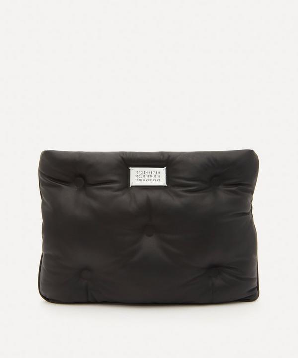 Maison Margiela - Glam Slam Quilted Leather Clutch Bag