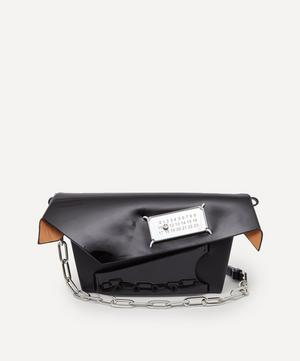 Snatched Small Leather Clutch Bag