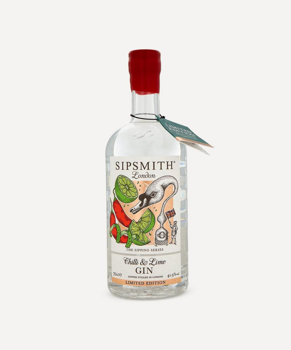 Sipsmith - Chilli & Lime Gin 700ml