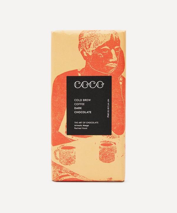 Coco Chocolatier - Cold Brew Coffee Chocolate Bar 80g
