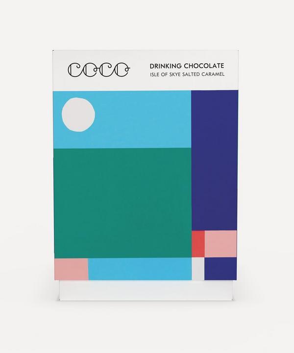 Coco Chocolatier - Salted Caramel Drinking Chocolate 200g