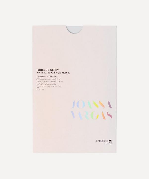 Joanna Vargas - Forever Glow Anti-Ageing Face Mask Single Sheet