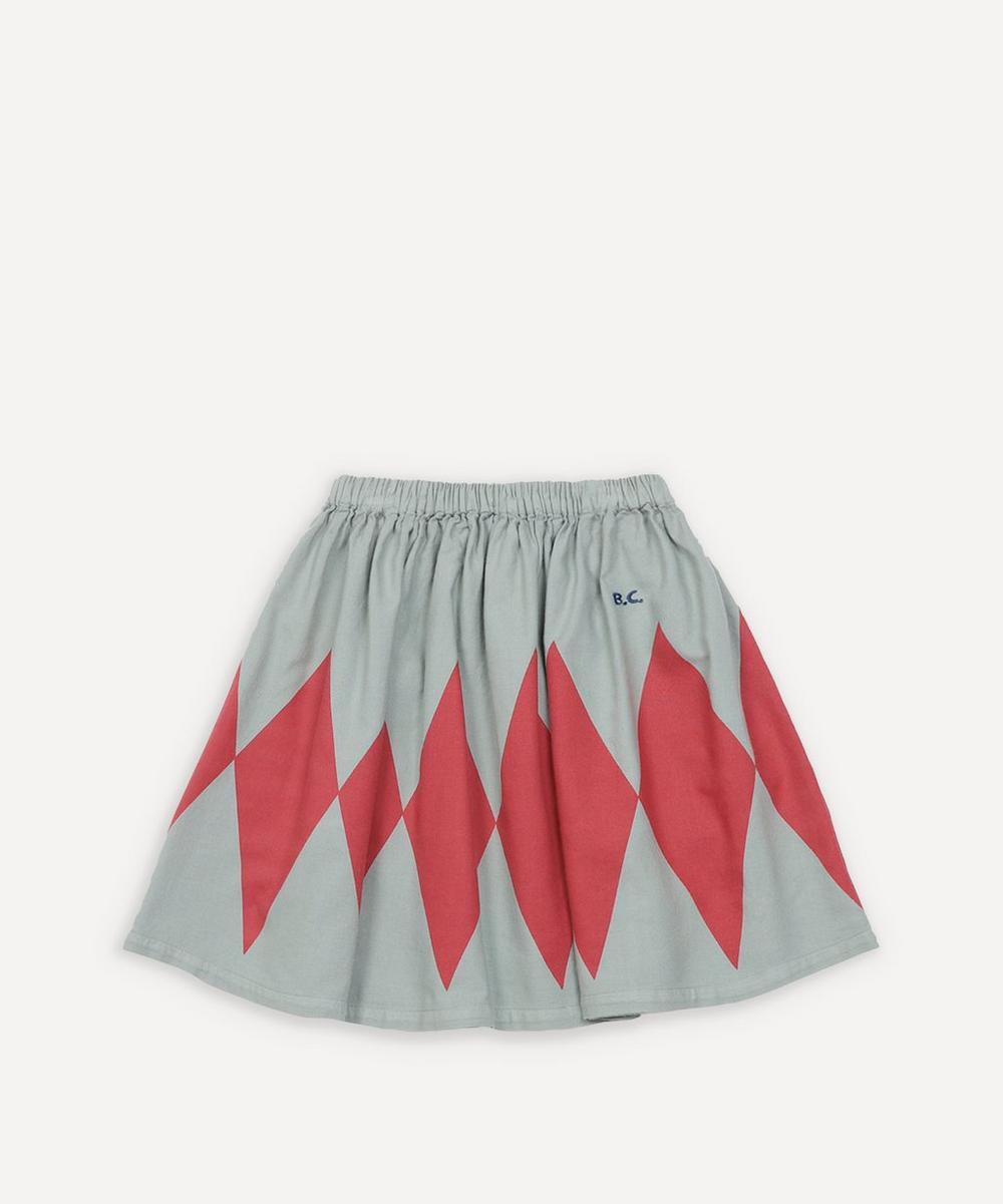 Bobo Choses - Diamond Woven Skirt 2-8 Years