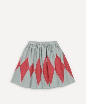 Diamond Woven Skirt 2-8 Years