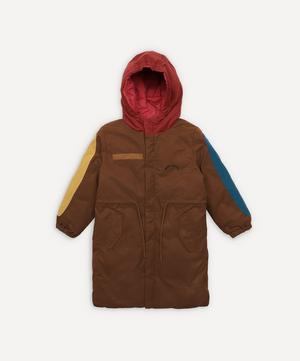 Reversible Bobo Choses All Over Parka 2-8 Years