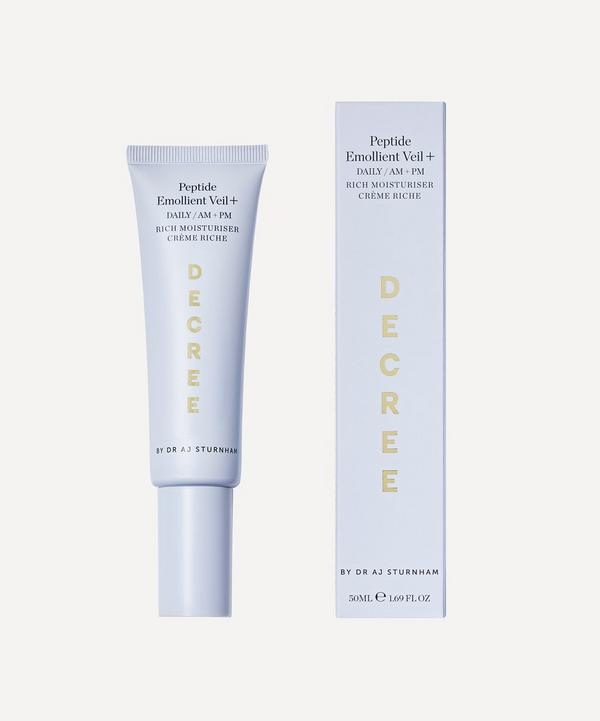 Decree - Peptide Emollient Veil + 50ml