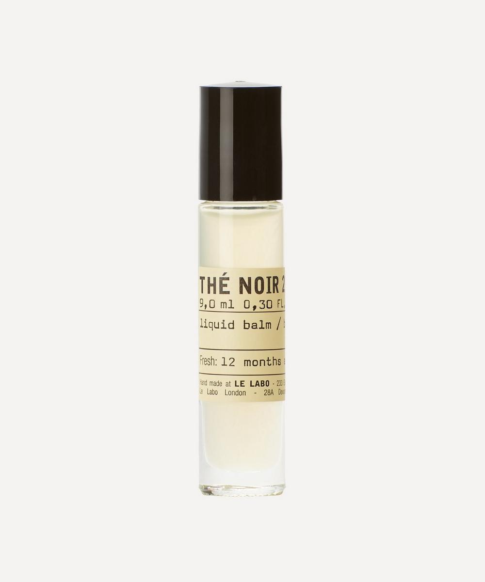 Le Labo - Thé Noir 29 Liquid Balm Perfume 9ml