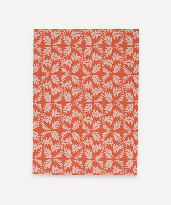 Cambridge Imprint - A3 Dandelion Red Scrapbook
